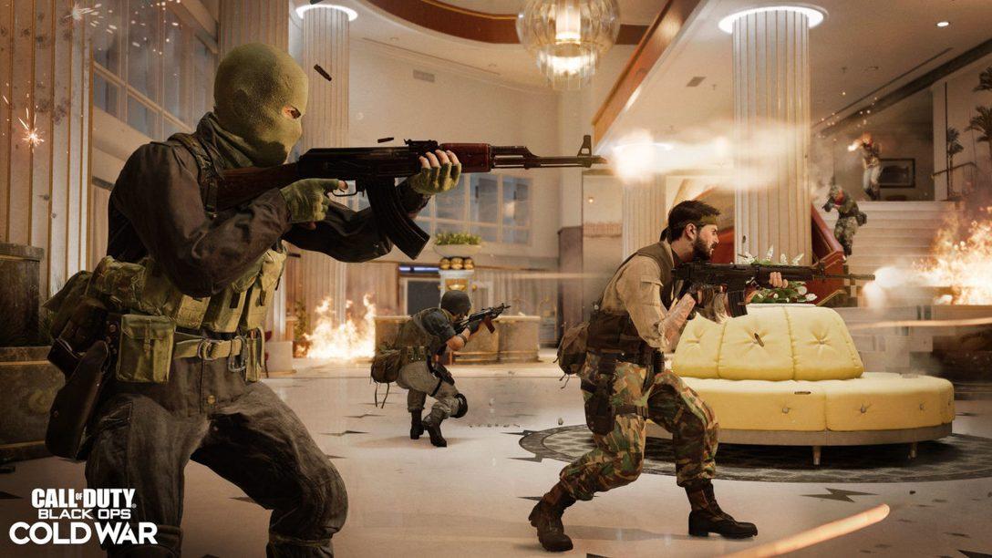 Cómo desbloquear a todos los operadores en el modo multijugador de Black Ops Cold War