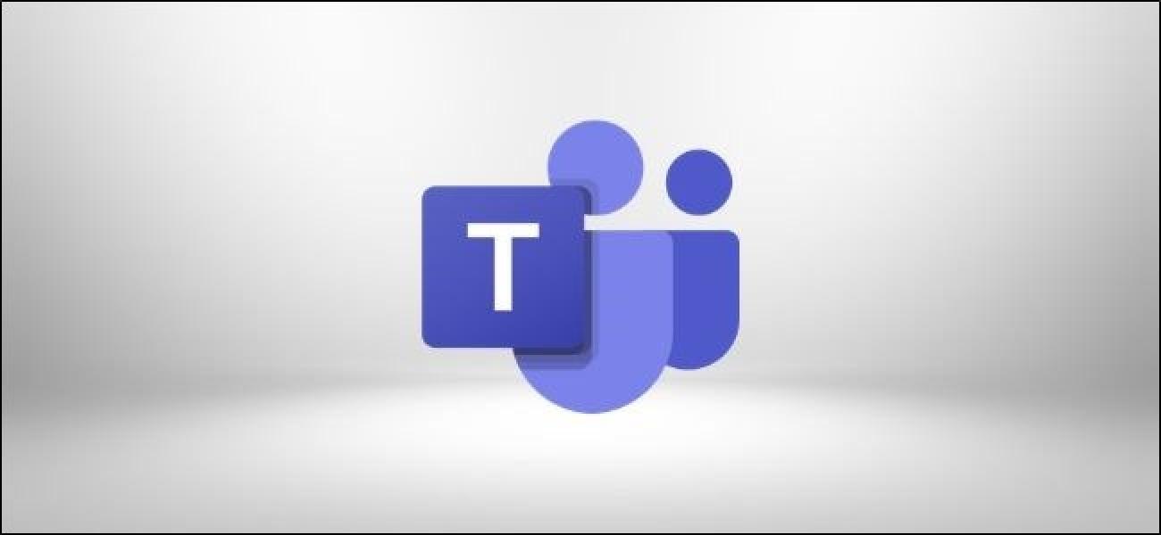 Cómo cambiar el logotipo de su equipo en Microsoft Teams