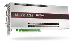 BittWare lanza IA-840F con Intel Agilex FPGA y soporte para oneAPI