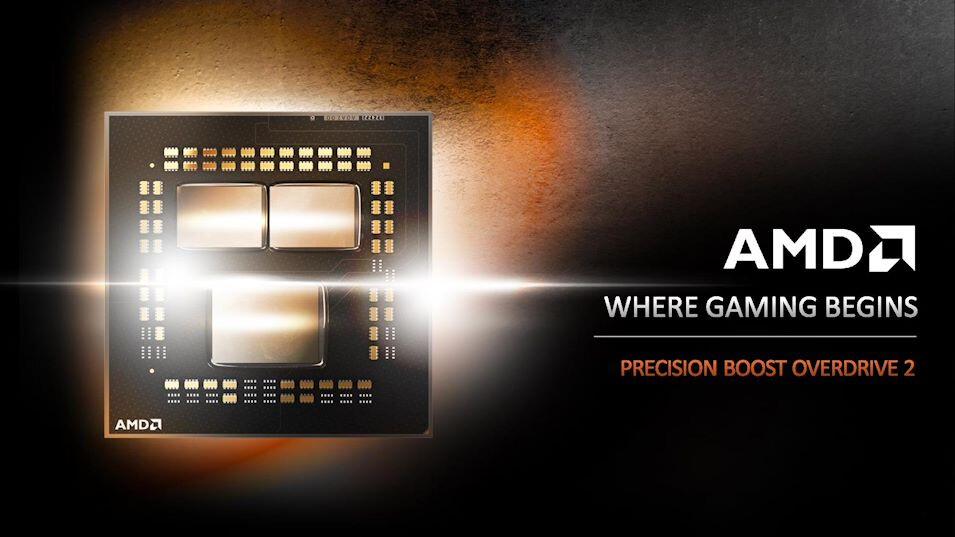 AMD presentará la subvoltaje adaptable a Precision Boost Overdrive para Ryzen 5000