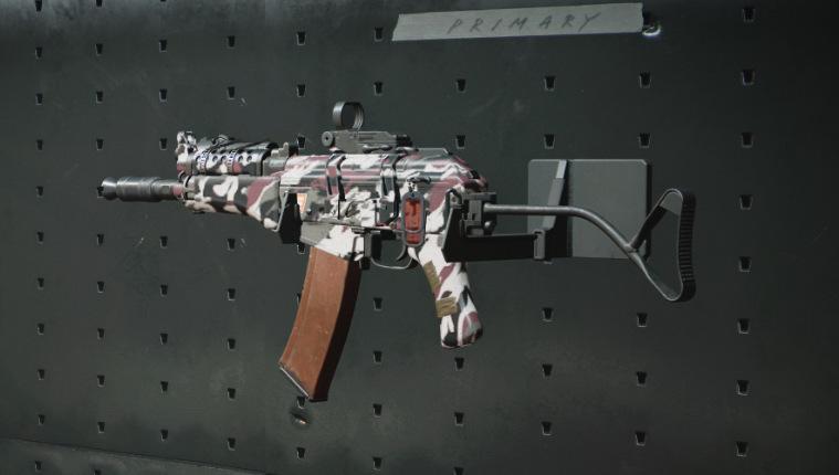 Envoy revela su clase de reemplazo MP5 en Black Ops Cold War