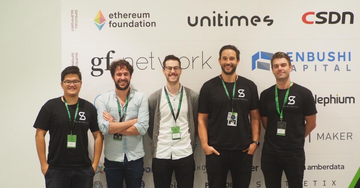 Coinbase Ventures y Paradigm invierten $ 12 millones en la plataforma Synthetix DeFi