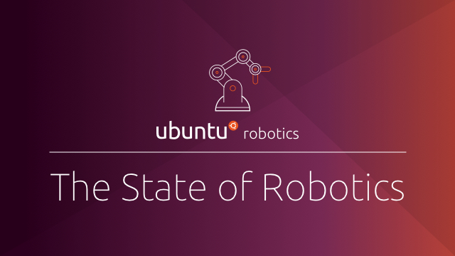 El estado de la robótica - enero de 2021