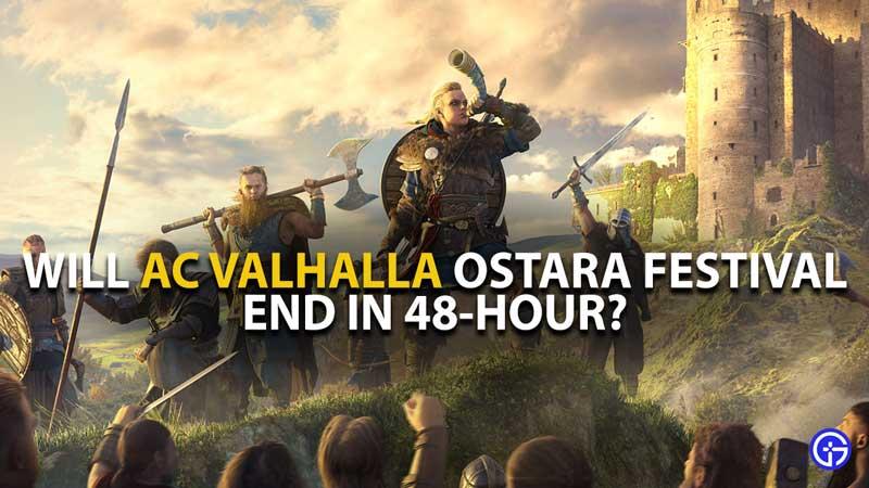 Guía final de 48 horas del festival AC Valhalla Ostara