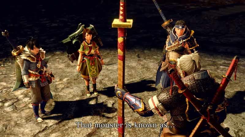 Crossplay Monster Hunter Rise