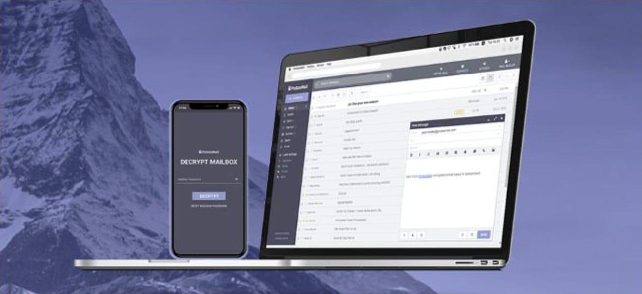 ¿Qué es ProtonMail y por qué es más privado que Gmail?