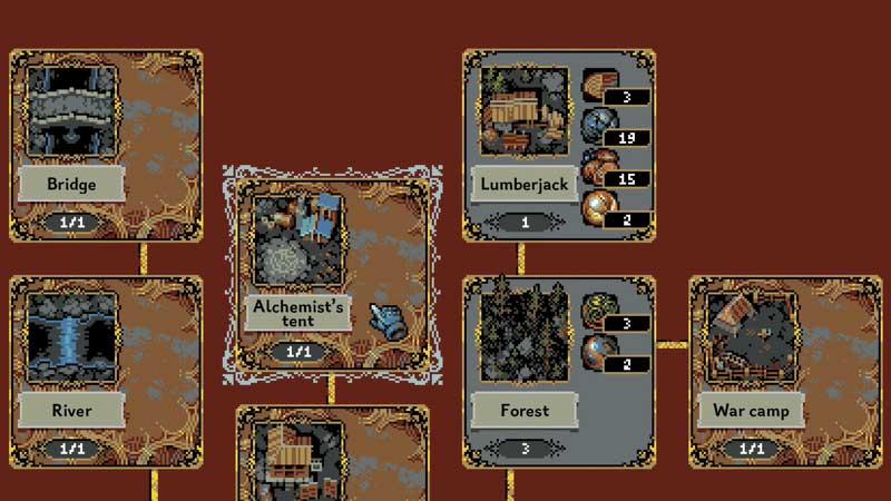 Desbloquea la tienda de alquimistas en Loop Hero