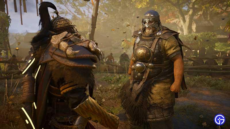 ac valhalla cómo comenzar la pelea vikinga