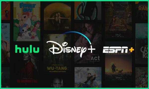 El paquete Disney incluye Hulu, Disney + y ESPN + desde $ 14 / mes.