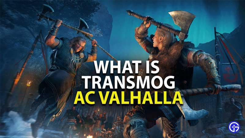 ¿Qué es la transfiguración en Assassins Creed Valhalla?