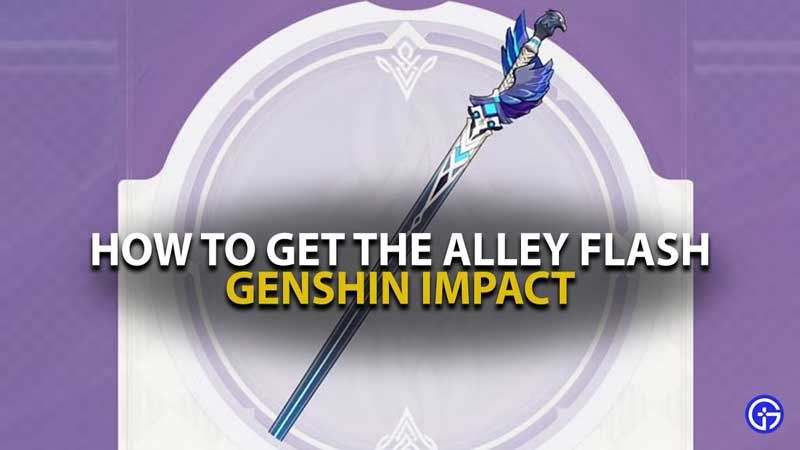 Genshin Impact The Alley Flash Guide