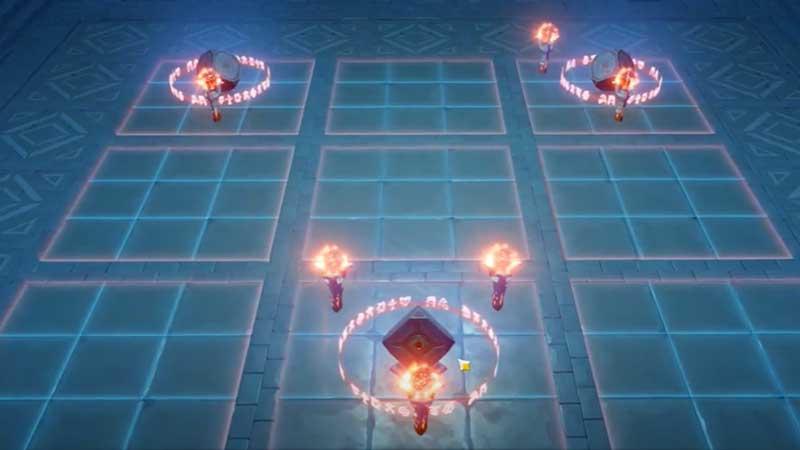 Bennett Hangout Dungeon Puzzle