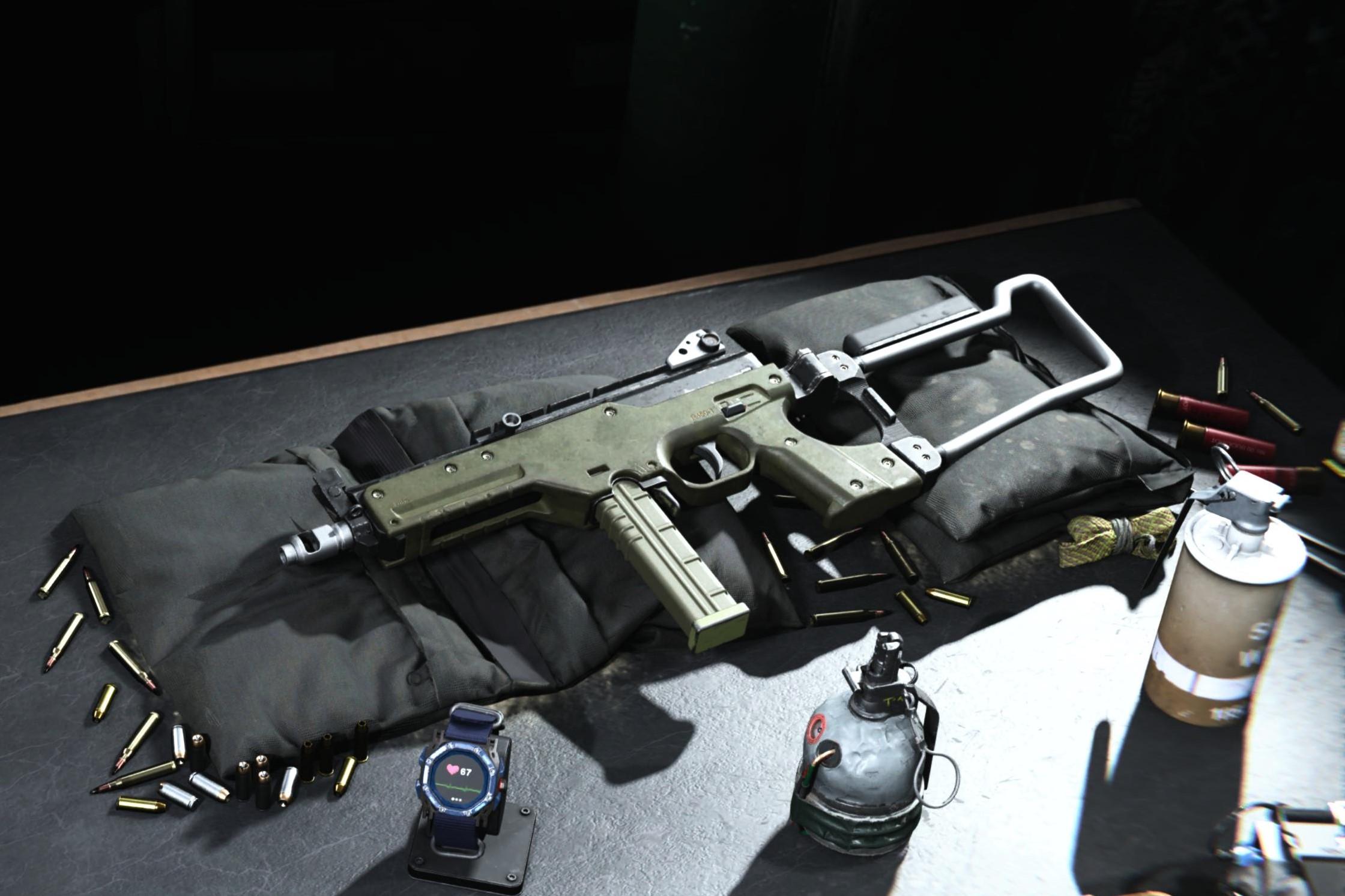 Warzone mejor equipamiento LC10