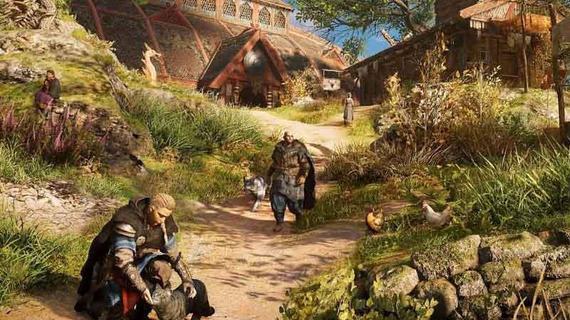 Festival Assassin's Creed Valhalla Ostara