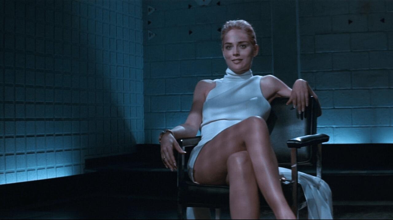La estrella de Basic Instinct, Sharon Stone, habla sobre