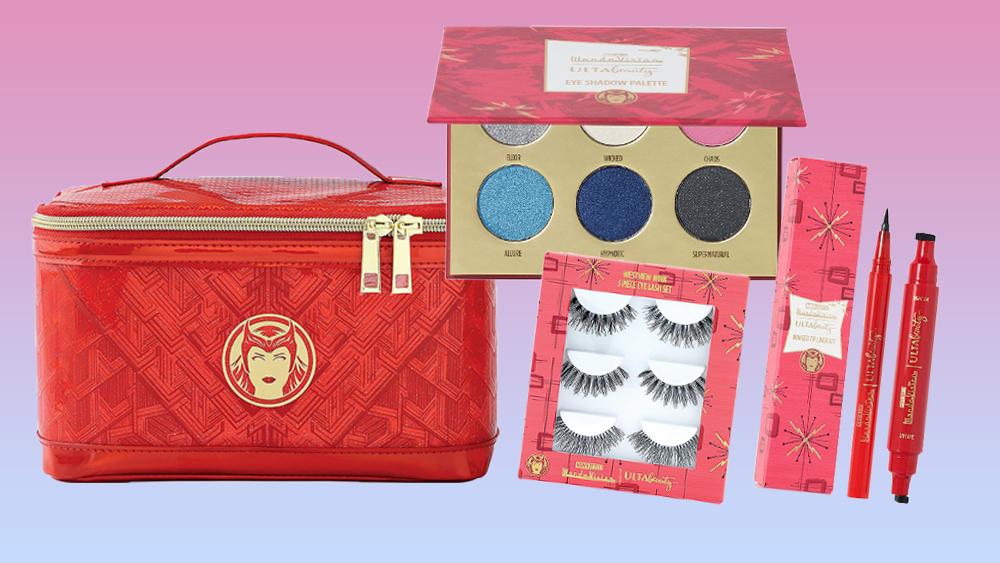 La colección de maquillaje WandaVision x Ulta ya está disponible.