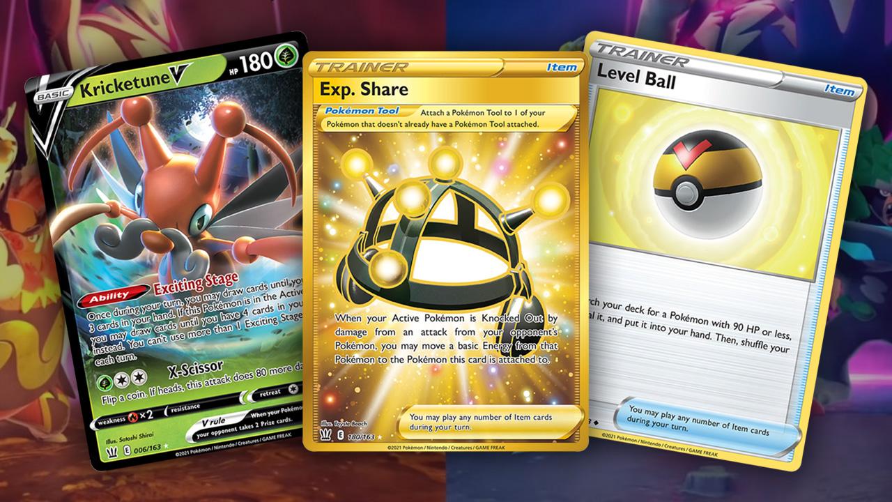 Pokémon TCG mejores tarjetas de estilos de batalla