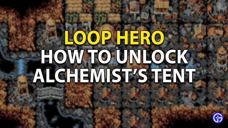 Cómo desbloquear la tienda del alquimista en Loop Hero