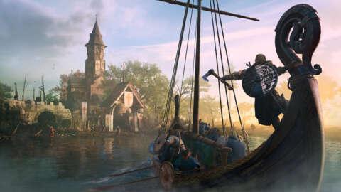 Los frecuentes bloqueos de Assassin's Creed Valhalla se solucionarán en una actualización planificada para la próxima semana