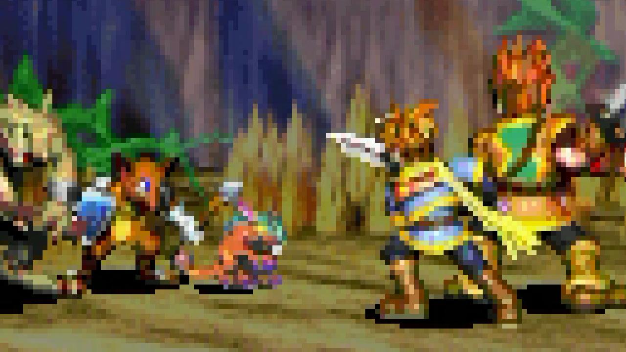 los mejores juegos de game boy advance golden sun