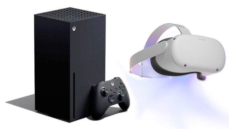 Xbox Series X VR Teased
