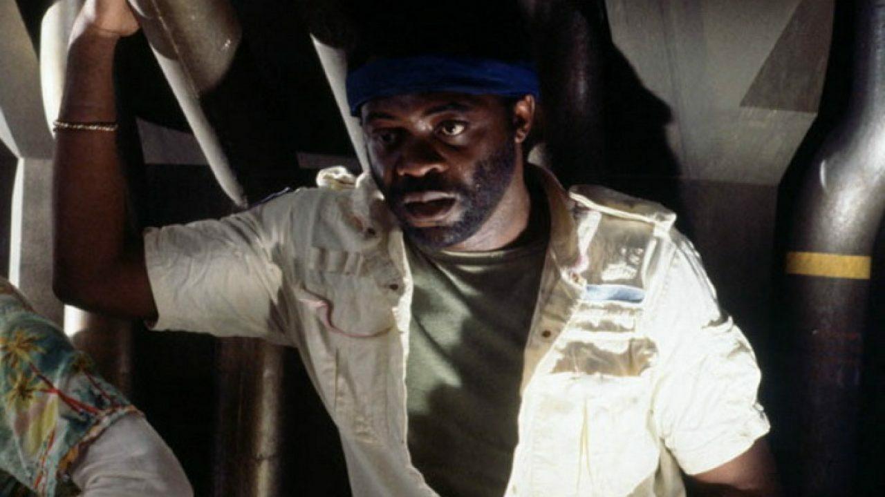 Yaphet Kotto como Parker en Alien