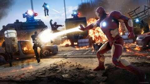 PSA: No elimine Marvel's Avengers PS4 antes de transferir Guardar a PS5