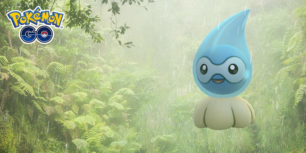 Pokémon GO revela el evento Weather Week con el brillante Castform