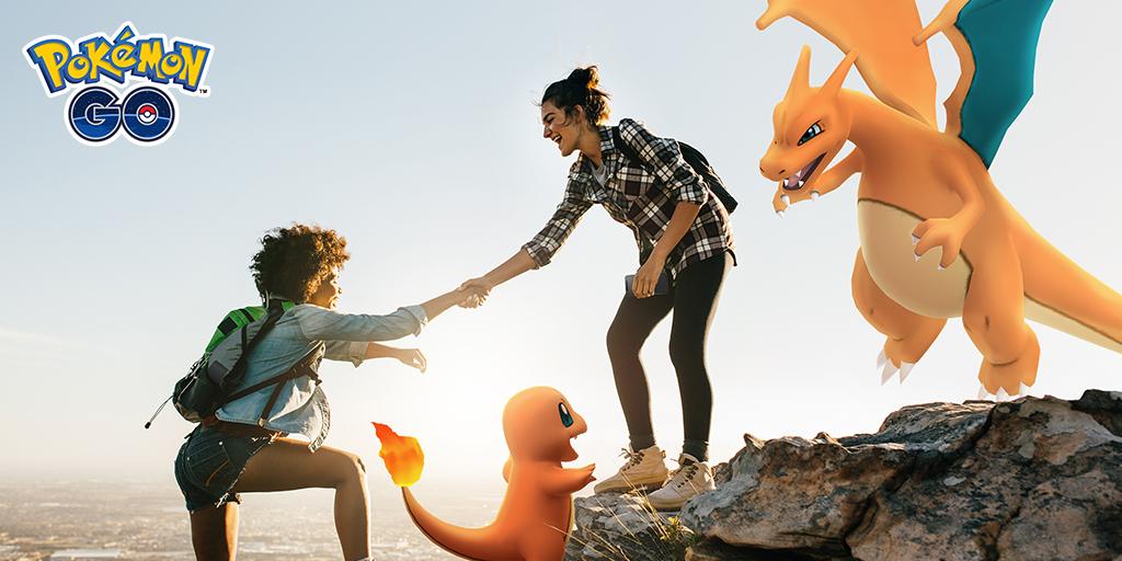 Programa de recomendación de Pokémon GO • Cómo recomendar y obtener recompensas