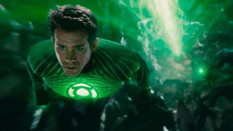 Ryan Reynolds vio Green Lantern por primera vez y realmente le gustó