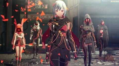Scarlet Nexus se lanzará el 25 de junio, la serie de anime también llegará