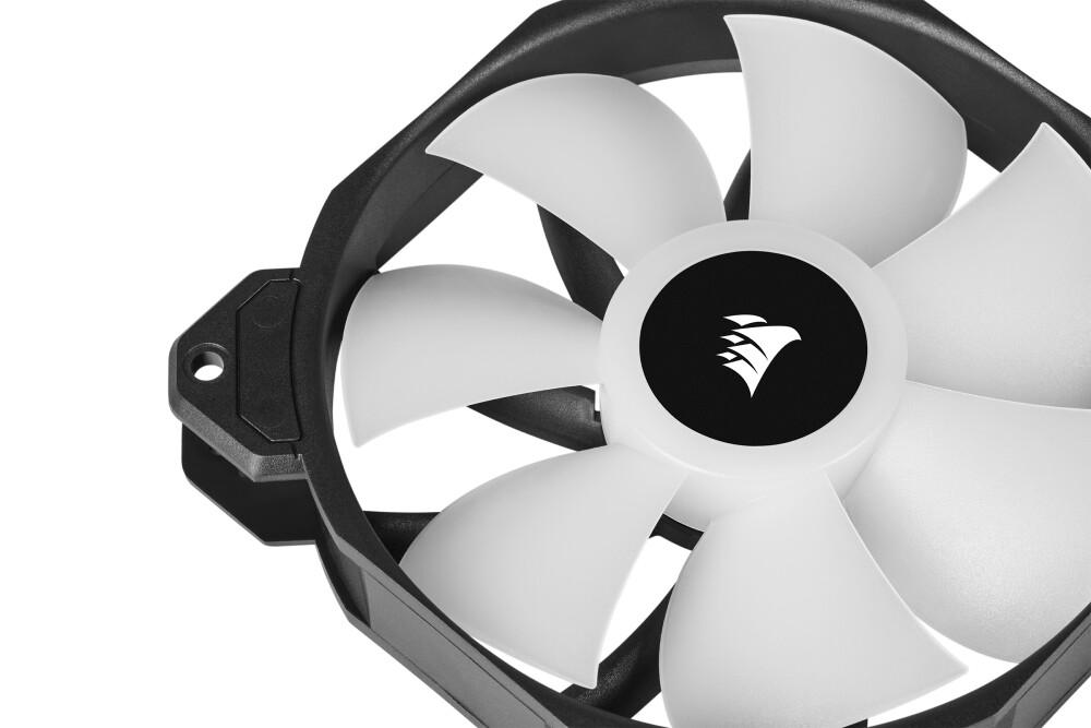 Su luz guía para una excelente refrigeración: CORSAIR lanza la serie de ventiladores SP RGB ELITE