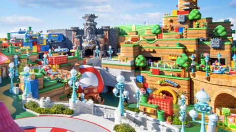 Super Nintendo World en Japón abre oficialmente, Miyamoto espera que todo el mundo lo visite después de la pandemia