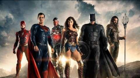 La demanda de la Liga de la Justicia de Zack Snyder colapsa a HBO en Asia