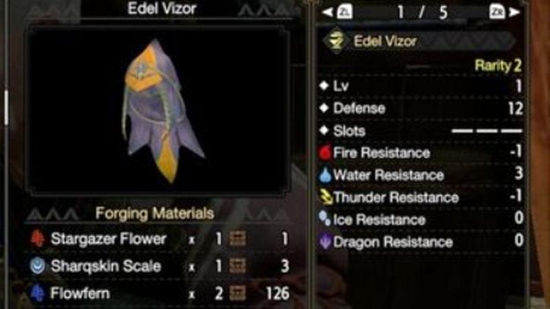 Monster Hunter Rise Stargazer Flores