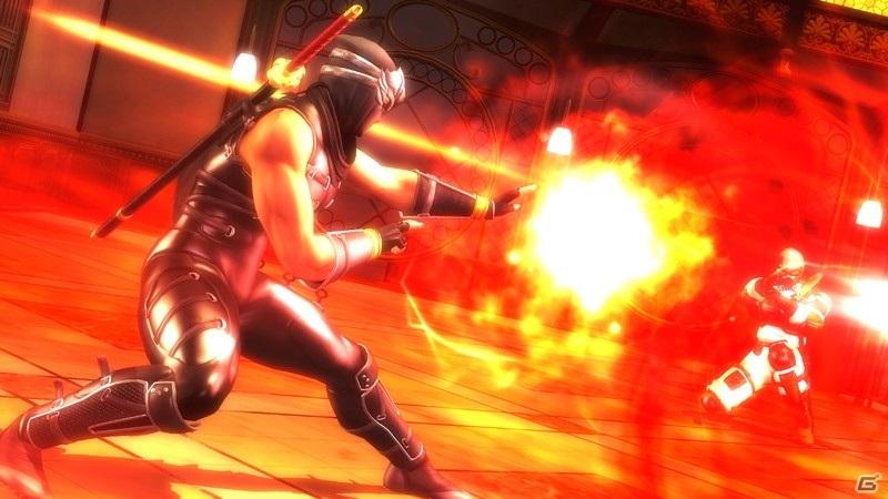 Capturas de pantalla de Ninja Gaiden Master Collection