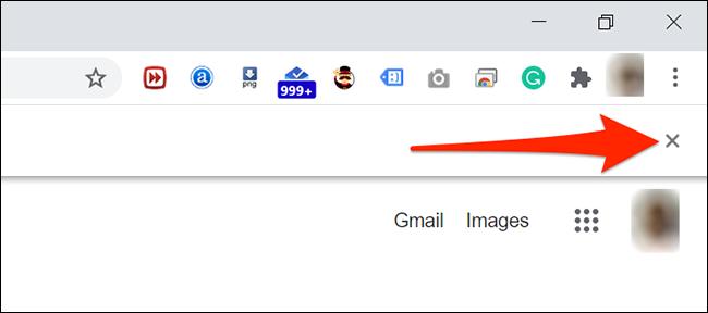 Ignorar las indicaciones del navegador predeterminado de Chrome