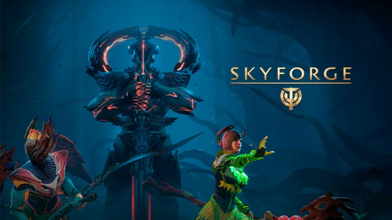 Skyforge MMORPG
