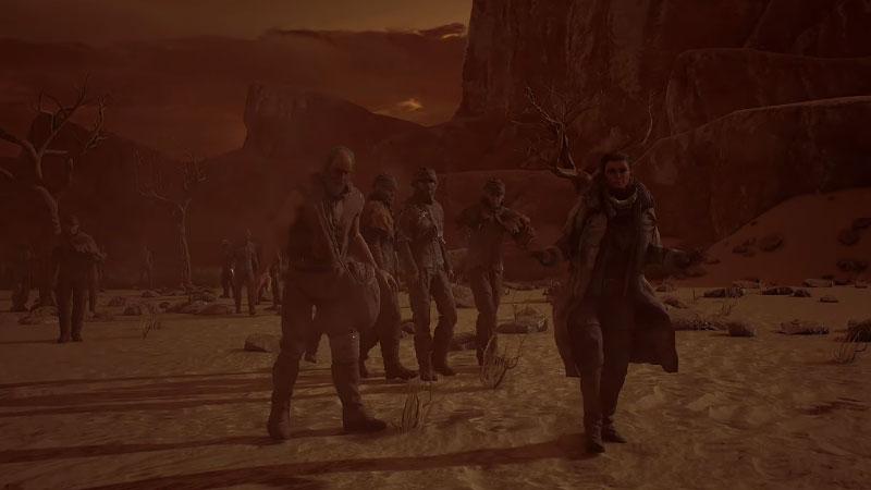 Explicación del final de los Outriders