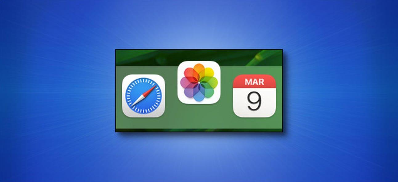 Cómo agregar una aplicación al Dock en una Mac
