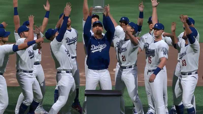 Cómo subir de nivel rápidamente en MLB The Show 21
