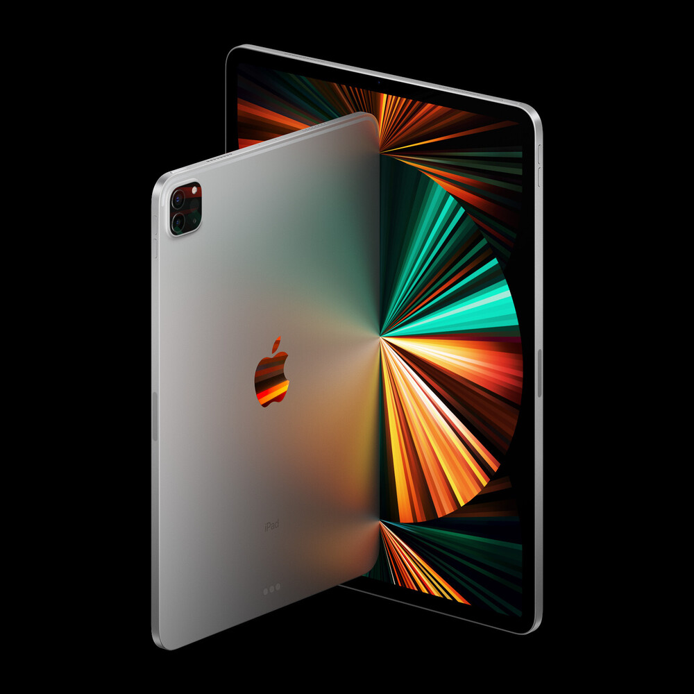 Apple anuncia iPad Pro de tercera generación con chip M1, 5G, Thunderbolt 4 y pantalla mini-LED