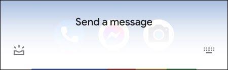 enviar un mensaje con el asistente