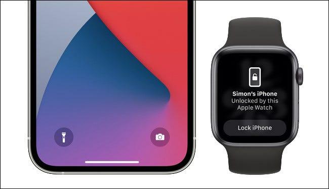Desbloquea tu iPhone usando FaceID y un Apple Watch