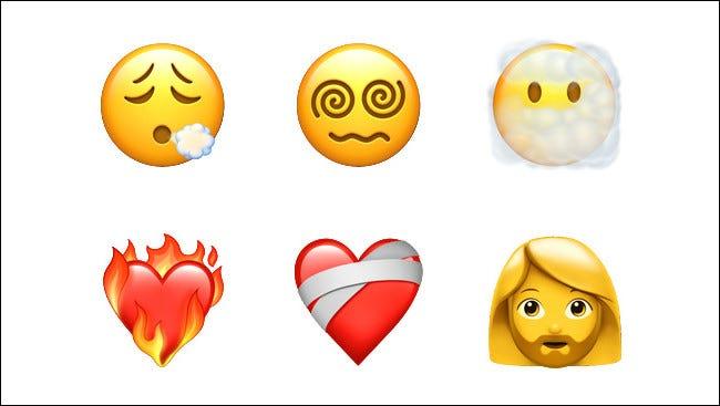 Nuevo emoji en iOS 14.5