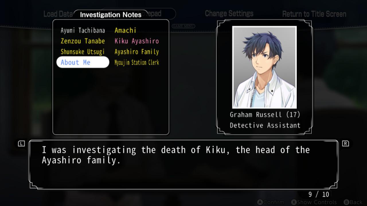 vista previa de famicom detective club