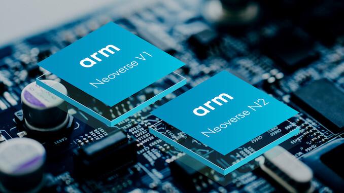 Arm anuncia las plataformas de servidor Neoverse N2 y V1