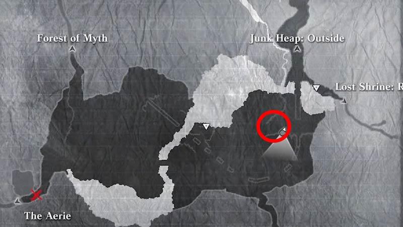 Ubicación de las llanuras del norte