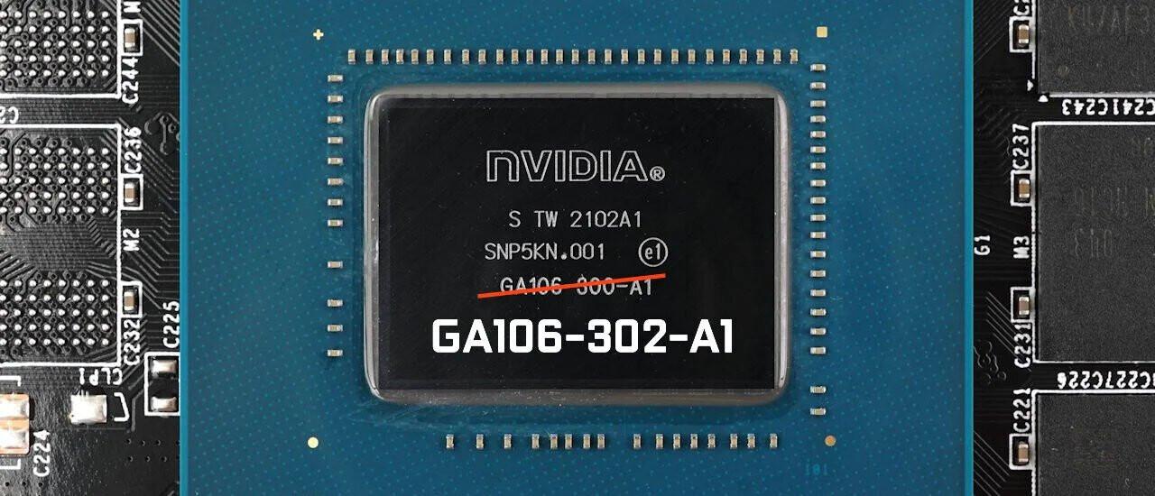 """NVIDIA relanzamiento silencioso de la serie RTX 30 con la edición Silicon """"Lite Hash Rate"""""""