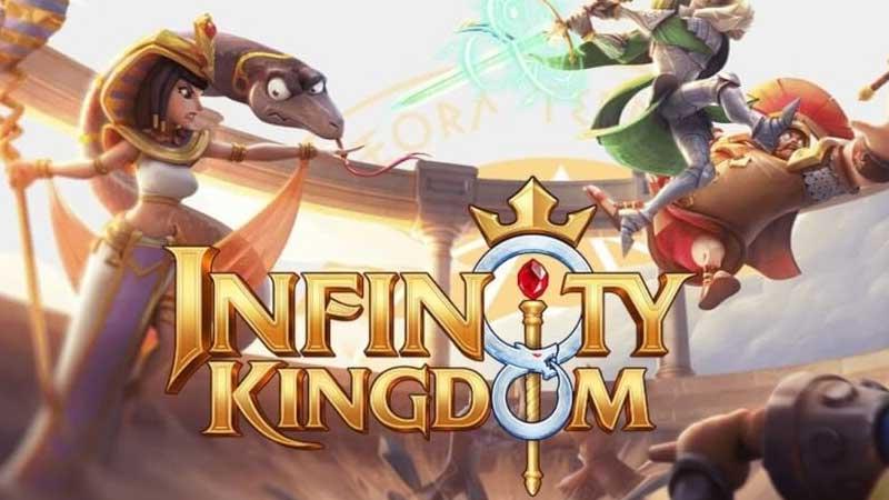 Códigos de regalo de Infinity Kingdom
